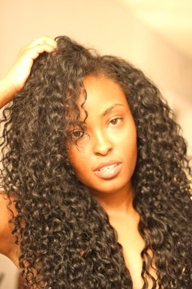 Extensions On Curly Hair 63