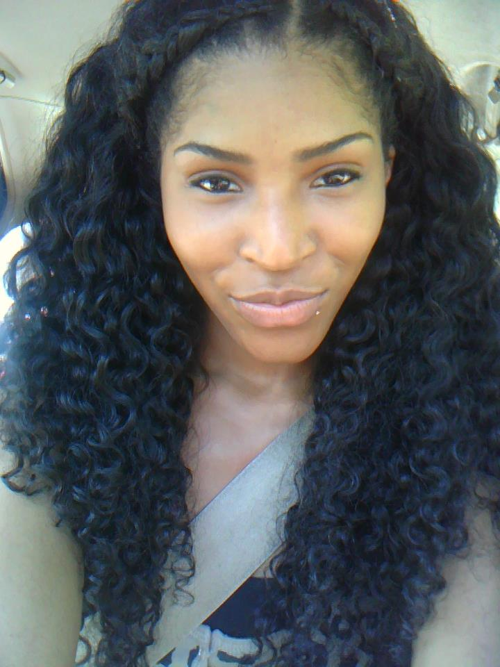 Malaysian Curly Hair Extensions 18-22"